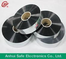 7.0um 100mm Antioxidant Capacitor Film,metallized capacitor films