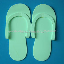 Factory OEM stylish advertising promotion disposable hotel slippers