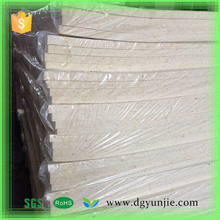 China supply PU plastic scarp re-bond foam sheets