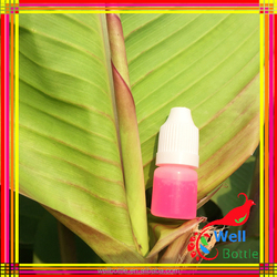 15ml plastic detergent drop bottle with seal ring
