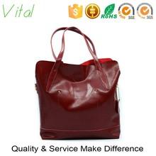 Fashion Genuine Leather Lady Handbag Wholesale 2015