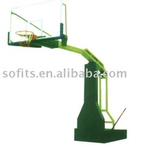 Basketball Adjustable Stand Electrically Operated Hydra Rib Basketball System Basketball Hoops
