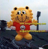 Customized Inflatable Lion Animal Mascot Helium Balloon