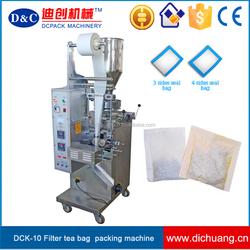 DCK-10 Filter Tea Bag Packing Machine