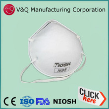 Anti-dust Non Woven N95 Mask Respir