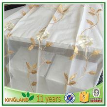 Window curtain covering Window curtain covering embroidery comforter set