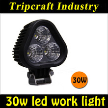 led work light led worklight , 30w flood led work light , moto headlight