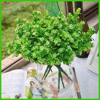 High quality new arrival artificial leaf and flower for decoration