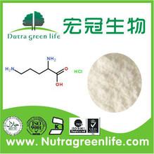 China Wholesale l- ornithine hydrochloride cas#3184-13-2