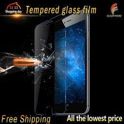 Anti Fingerprint 2.5D Mirror Wholesale Straight Angle 99% Transparency Screen Protector For Iphone 5g