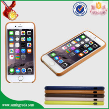 New arrival wholesale PU leather cell phone Protector Case Cover for iPhone 6