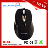 Illuminated LED 4 Colors Lights Adjustable 4000 DPI High Quality Gaming Mouse