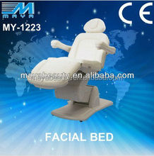 2015 Luxury electric facial massage bed/Massage Table(CE Approved)