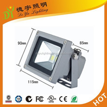 Outdoor Waterproof high quality 50w led flood light 10-200w led project lamp