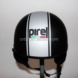 Compact Scooter Half Face Helmet