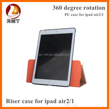 Very Cheap OEM PU Smart Leather Case For iPad Air 2