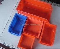 Injection plastic tool box