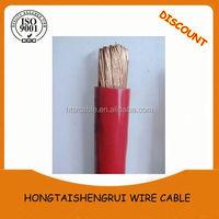 medium voltage single core 400mm power cable copper conductor pvc insulated pvc sheath