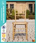 grossistas transparentes chiavari cadeiras de madeira para ourdoor