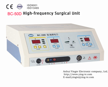 BC-50 series CE Certifed Electrosurgical Unit factory direct selling
