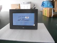 7 inch digital advertising loop video frame support HD 720P