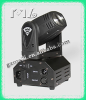 China cheap MINI 10W led gobo spot moving head light