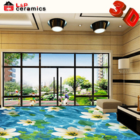 main product Foshan factory grade AAA pictures of ceramic tile floor patterns