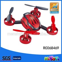 Hot sell remote control mini ufo 2.4g UFO toys with LCD controllor/4ch 6 axis/with camera