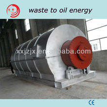 adopt advanced techniques equipment waste tyre recycling to oil plant