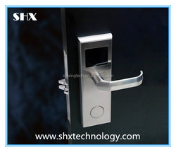 Swipe Smart RFID Card lock hotel electronic door lock with free management software