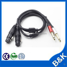 Vatikanstadt 3.5mm usb to microphone cable in bulk