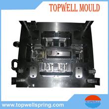 OEM professional custom plastic tool socket case&plastic case cover injection molding supplier