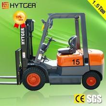 Cheapest price diesel forklift/1.5 ton Diesel Forklift Truck/forklift truck used for warehouse