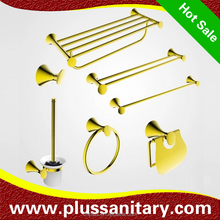China Brass Bathroom Accessories Set