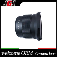 Camera Accessories Supporting lens 0.35X High definition fish eye lens for Canon for Nikon for DSLR