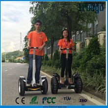 Balancing electric chariot for sale , Powerful 2 wheel adult electric scooter lithium Battery