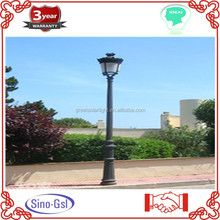 Serviceable top quality 15w led garden lamp hot sale excellent IP65 garden light for sale with CE approved