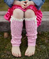 Baby Leg Warmers - Baby Crochet Leg Warmers ,Lace Top Leg Warmer, Winter Lace Weave Top Baby Hollow Out Boot Socks