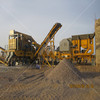 mobile recycle crusher machine for sale CE certificated