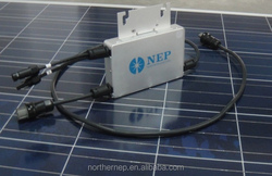home rooftop panel system Solar Plug-n-Power Microinverter