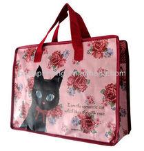 Hot sale PP woven bag, promotional pp woven bag, pp woven gift bag