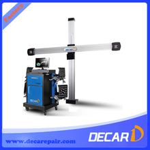2015 car repairment, 3d wheel alignment/ car alignment machine/ 4 wheel laser alignment