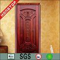 Foshan meubles de l'entrée principale de portes en bois