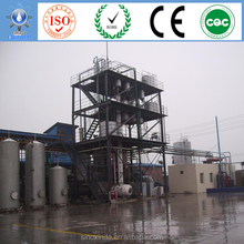 making biodiesel processor with perfect equipment design in acid and alkali two steps process routing