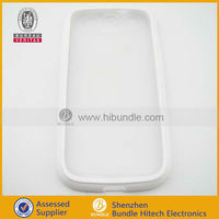 Ultra Thin Matte Style Plastic Case Cover for Samsung Galaxy S3 i9300 (Transparent)