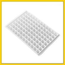 custom silicone Diamond Shape 96-Grid Ice Cube Tray