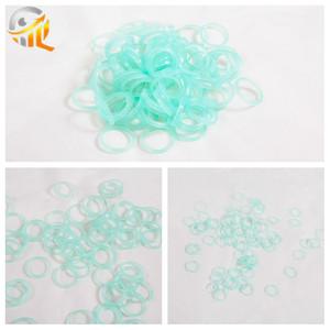 Профессиональный дизайн силиконовые кольца тефлоновые уплотнительные кольца резинового кольца плоские шайбы/прокладки
