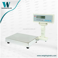 accurate analog platform scale weight