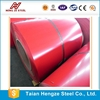 China color coated steel coil/full hard printed PPGI/PPGL