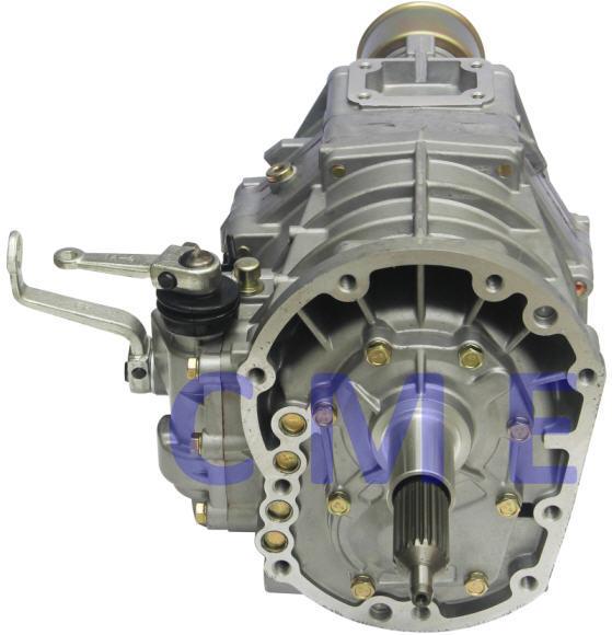 Двигатель и коробка передач от тойота